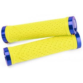 Sixpack K-Trix Lock-On kädensija , keltainen/sininen